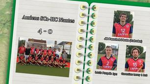 ASC1-HC Nantes (4-0)