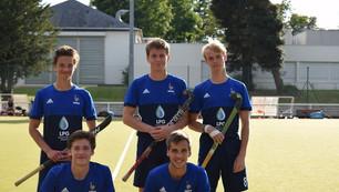 Châtenay-Malabry: Stage de préparation pour les championnats d'Europe U18