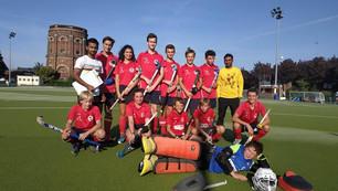 U16: Cambrai HC1-Amiens SC1