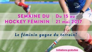 Semaine du Hockey Féminin