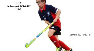 Le Touquet AC1-ASC2 (18-0)