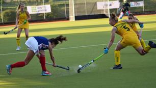 France-Australie U17 Dames (0-6)