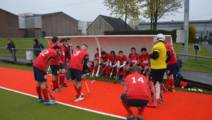 Amiens 1 - Lille MHC  2