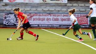 ASC dames - Le Touquet (12-0)