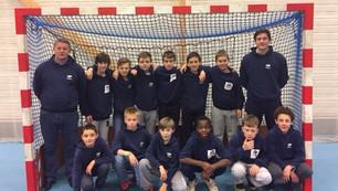 Championnat U14 en Salle