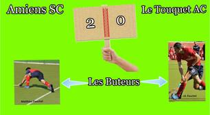 ASC-Le Touquet (2-0)