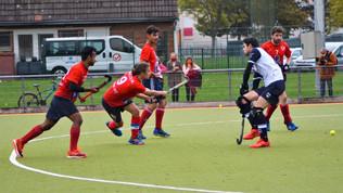 Elite: ASC-MHC Lille
