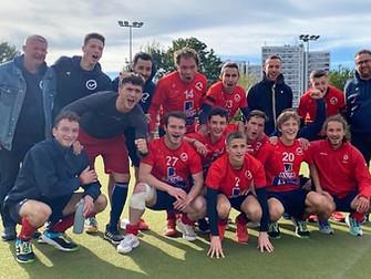 Elite: ASC-Stade Français (1-0)