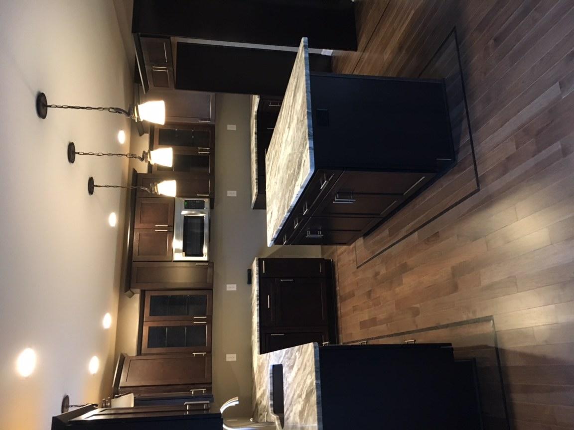 Hardwood Kitchen 5
