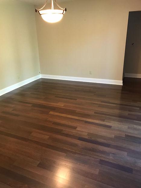Brazilian hardwood floors