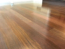 Natural IPE floorng