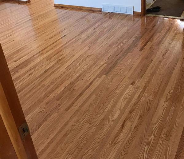 after hardwood