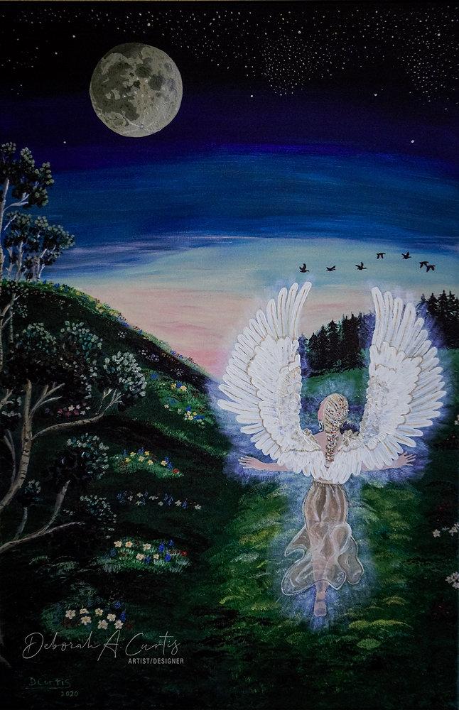 2020-in-supplication-angel-moon-original