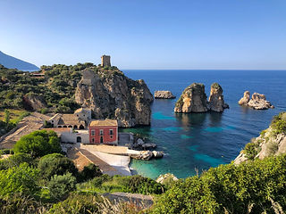 Castellamare del Golfo, Trapani, Sicily