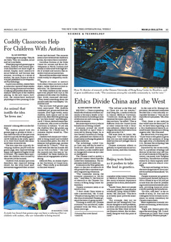 June 30, 2015 The New York Times