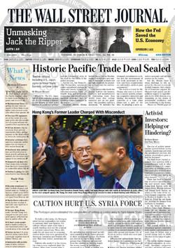 Oct 06, 2015 The Wall Street Journal