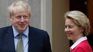 Not-so-Dynamic Duo has Brexit on Brink