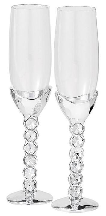 Crystal-toasting-flutes