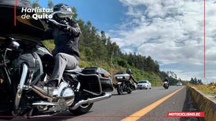 Harlistas UIO: Los caballeros que aman las Harley Davidson