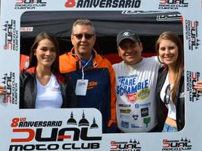 Dual Moto Club Cuenca, 9 años de motociclismo de aventura, amistad y unión motera
