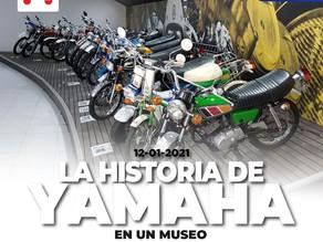 LA COLECCIÓN MÁS GRANDE DE YAMAHA EN ECUADOR