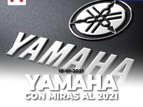 Yamaha enfrenta el 2021 con fuerza y nuevos modelos.