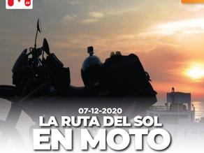 La Ruta del Sol en Moto