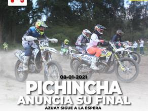 PICHINCHA EL 31 DE ENERO Y AZUAY AÚN ESPERA