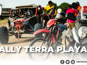 207 pilotos se enfrentaron en el Rally Terra Playas