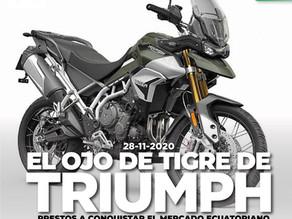 El ojo de Tigre de Triumph