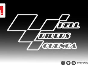 Rutas y amistad con los Hells Riders Cuenca