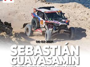 El Dakar de Guayasamín por dentro