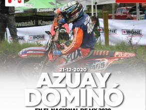 Azuay, dominó el nacional de Motocross 2020