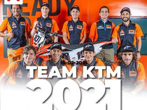 KTM Factory Race Team