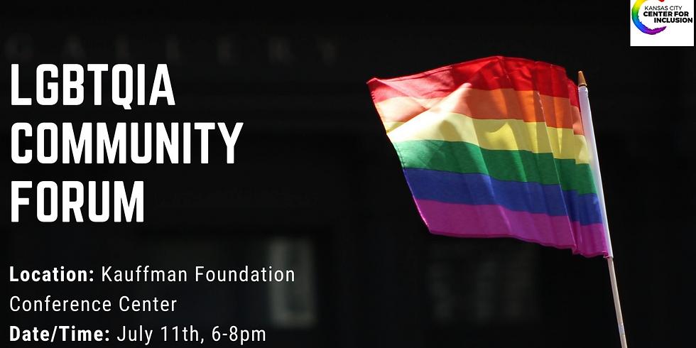 LGBTQ+ Forum