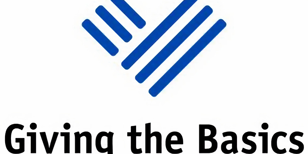 KC Young Professionals - Giving the Basics