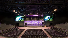 Meyer Sound's LEO Family System Adds Power and Ease to Expanding Ministry