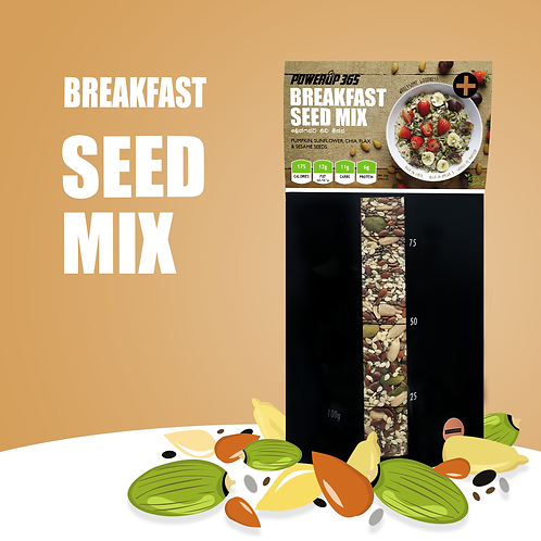 Breakfast Seed Mix 100g