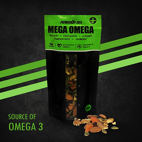 Mega Omega 100g