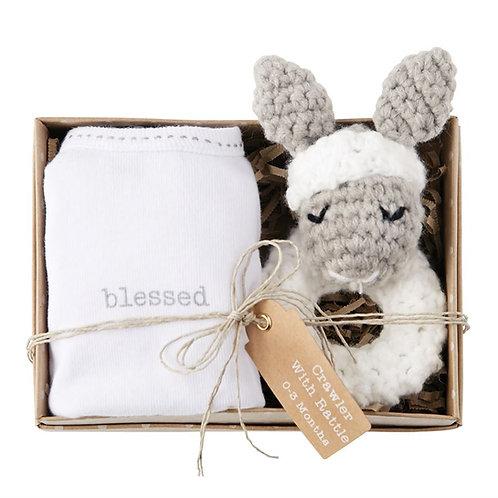 Blessed Crawler & Rattle Box Set