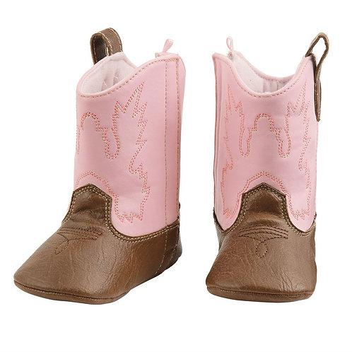 Pink Cowboy Boots - Infant