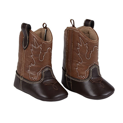 Brown Cowboy Boots - Infant