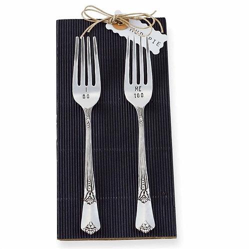 Wedding Fork Set (set of 2)