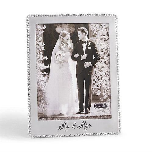 Mr & Mrs Microbead Frame