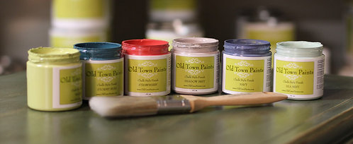 4oz/Sample Size Old Town Paint