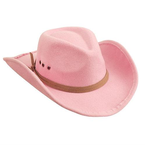 Pink Cowboy Hat - Child