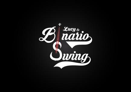 Logo Type | Lucy & Binario Swing