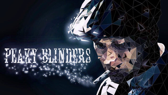"Thomas Shelby ""Peaky Blinders"""