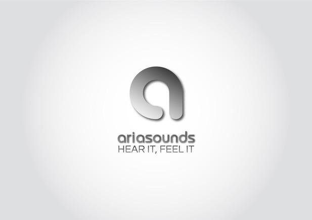 Logo e Logotype | Aria Sounds