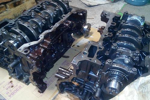 Восстановленный шорт блок Форд Транзит 2.4л 140 л.с.